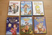 Diverse DVD s Walt Disney