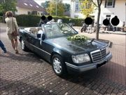 Mercedes E 220 Cabrio W