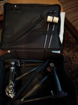 Doppelfussmaschine Aktion zu verkaufen: Kleinanzeigen aus Denkendorf - Rubrik Drums, Percussion, Orff