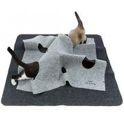 Katzen Spielplatz Spiel Spaß Rückzugsort