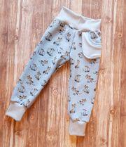 NEU - Winter-Pumphose Füchse mit Tasche -