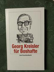 Georg Kreisler für Boshafte