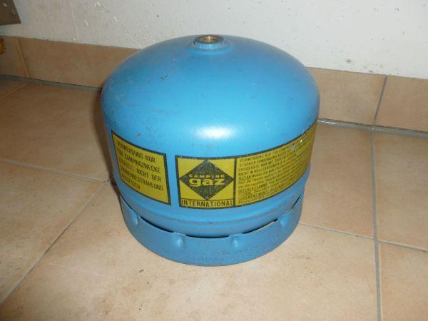 Gasflasche GAZ Campinggas leer