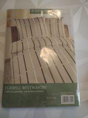 Flanell Bettwäsche Neu Bettbezug
