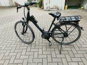 E-Bike Damenrad von Gudereit Modell