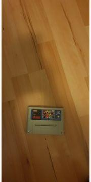 Nintendo SNES Spiel - Battletoads Double