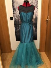 Abendkleid Meerjungfrau Linie