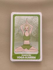NEU Yoga Karten originalverpackt