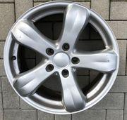 Alu-Felgen für Reifengröße 255 60 R17