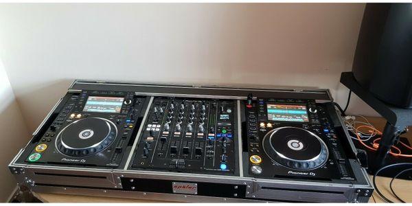 Pioneer CDJ 2000 NXS2 und