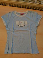original Puma T-Shirt hellblau