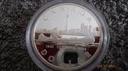 Silbermünze - 1 Canada Dollar Toronto