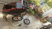 Chariot CX1 Sport Kinderanhänger Jogger