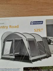 Vorzelt Wohnmobil Country Road Outwell