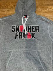 Pullover Sneaker Freak Grösse L