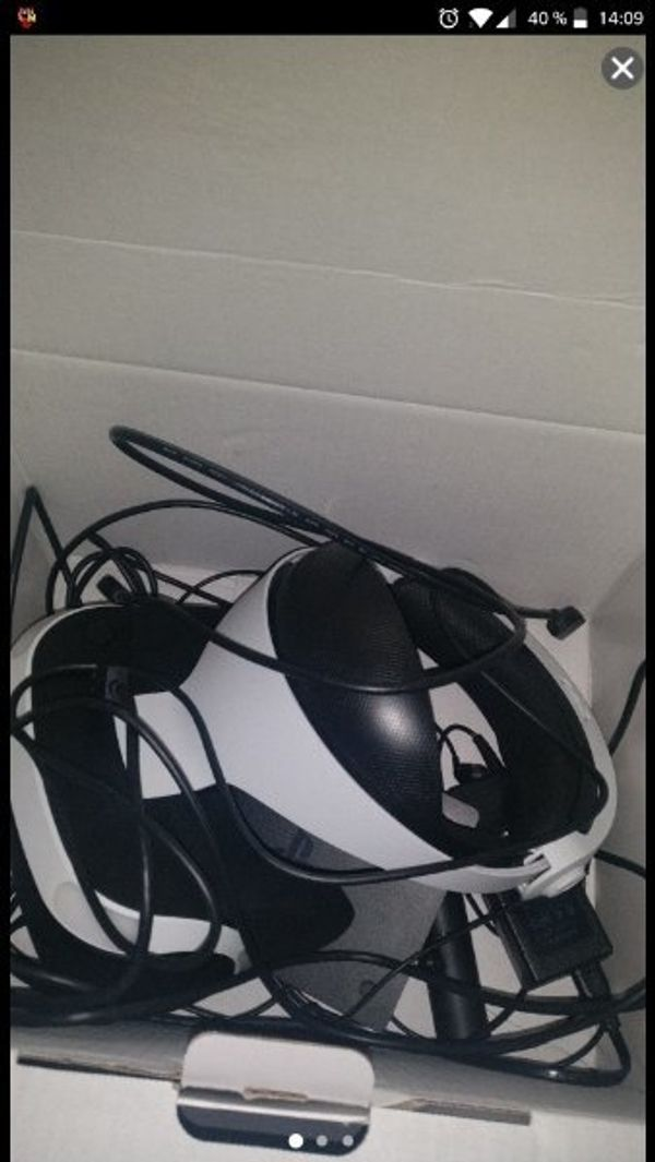 ps4 Vr Brille