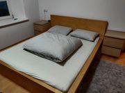 Ikea Malm Bett all inkl