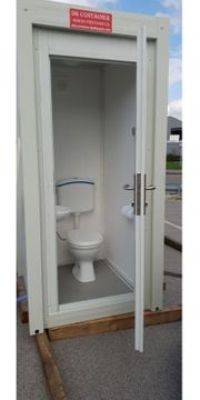 New DB container wc toilet