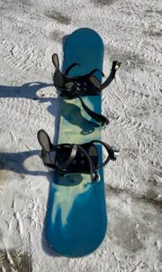 Snowboard Bindung Freeride Board Mantra