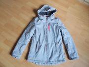 Winter Softshelljacke für Mädchen in