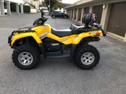 Quad CAN-AM Outlander 800