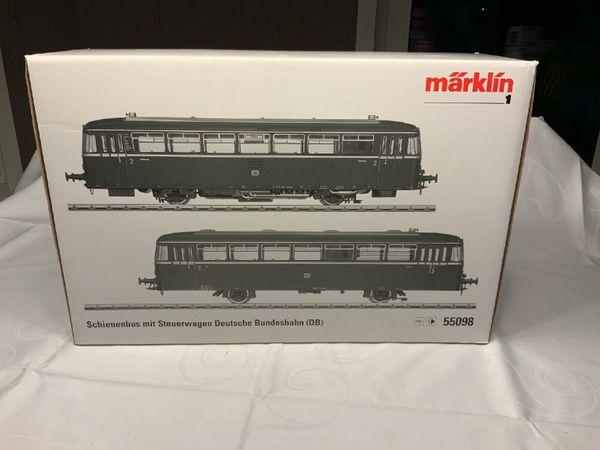 Märklin 55098 Spur 1 Schienenbus