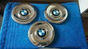 3 x BMW Radkappen chrome