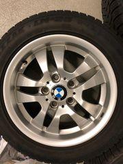 Winterräder 3-er BMW