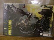 Aliens Predator Comic Nr 1