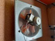 Ventilator z einbauen Industriequalität 120