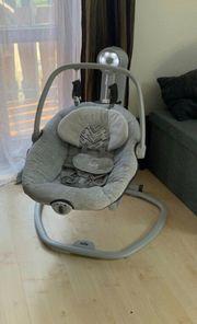 Babywippe von Joie Babyschaukel Serina