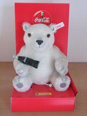 Steiff COCA-COLA Polar Baer Cub