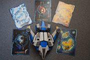 Space Hawk Erweiterung Der Schatz