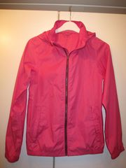 Regenjacke pink von Tchibo Gr