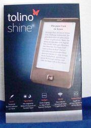 E-Book - Reader Tolino Shine