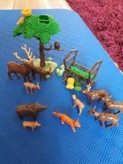 Playmobil Wildtierfütterung