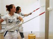 Malerarbeiten 72m2 zu vergeben - Wohnzimmer