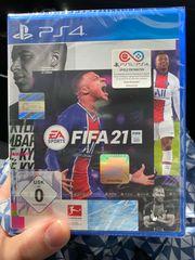 FIFA 21 PS4 neu