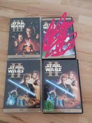 Filme div - DVD Star Wars