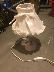 kleine Tischlampe