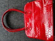 Tamaris Handtasche rot