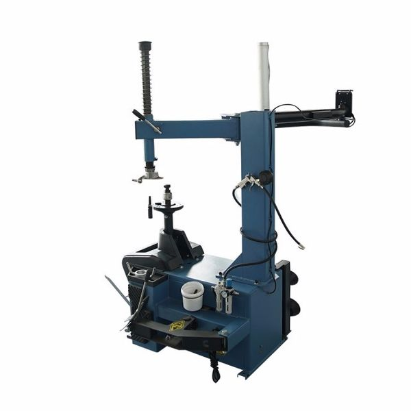 Semiautomatische Krömer Reifenmontiermaschine Tragraft 65
