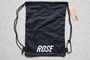 Verkaufe Gymbag Sporttasche Umhängetasche schwarz