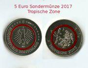 Tausche Verkaufe 5 Euro-Sondermünzen 2017