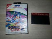 Sega Master System Sonic 2