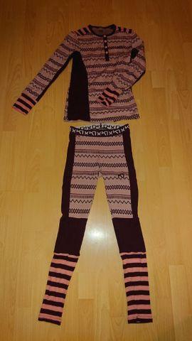 100% Merinowolle Unterwäsche