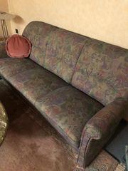 Couch Sitzgarnitur Sofa und Sessel