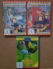 Verschiedene Kinder DVD s