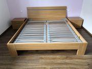 Doppelbett 180x200cm 2 Lattenroste und