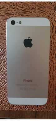 Verkaufe i-phone 5 gebraucht an